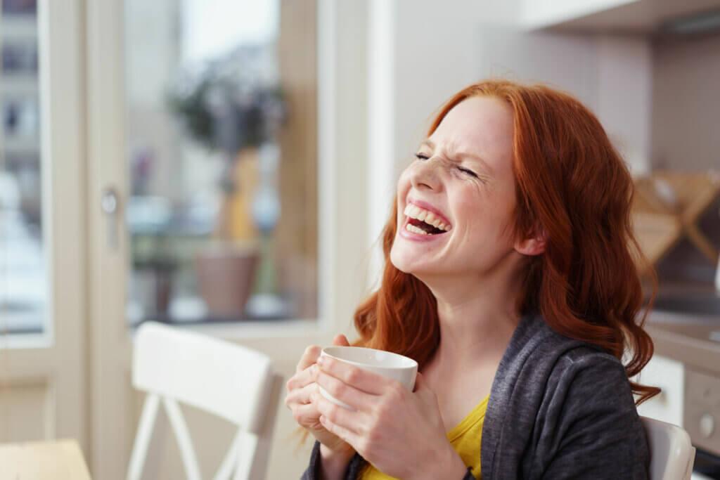 Ridere: 7 benefici per la salute del corpo e della mente