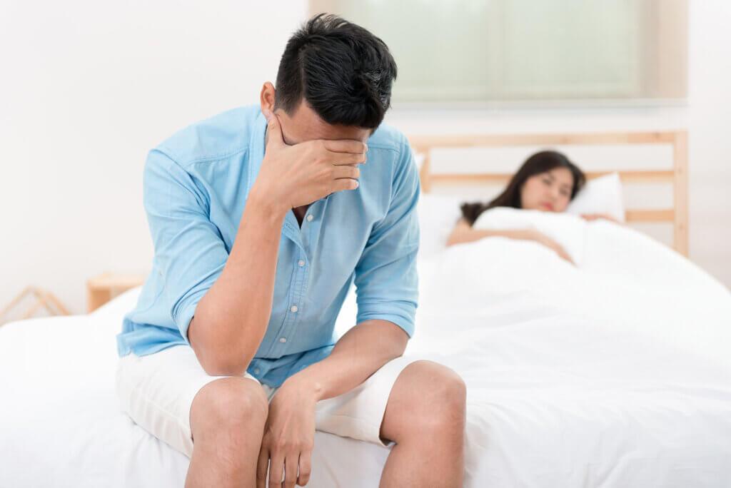 Disfunción eréctil: síntomas, causas y tratamiento