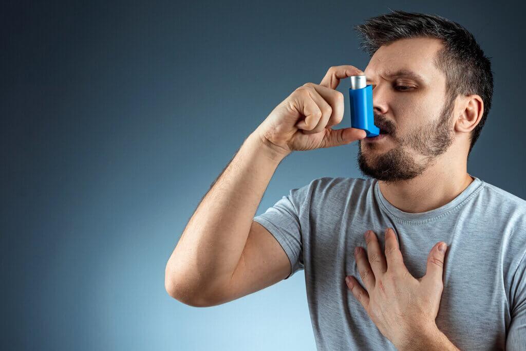 Sinais e sintomas da asma