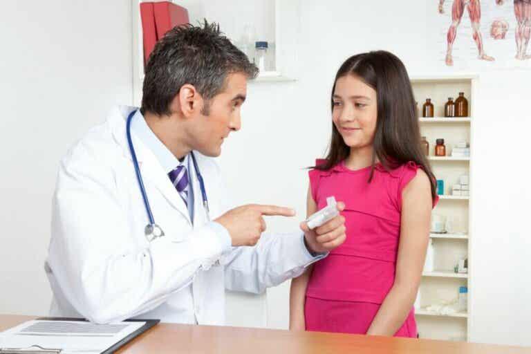 Convivere con l'asma