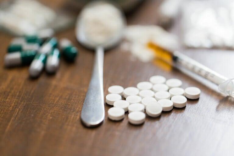 Los 10 tipos de drogas y sus características