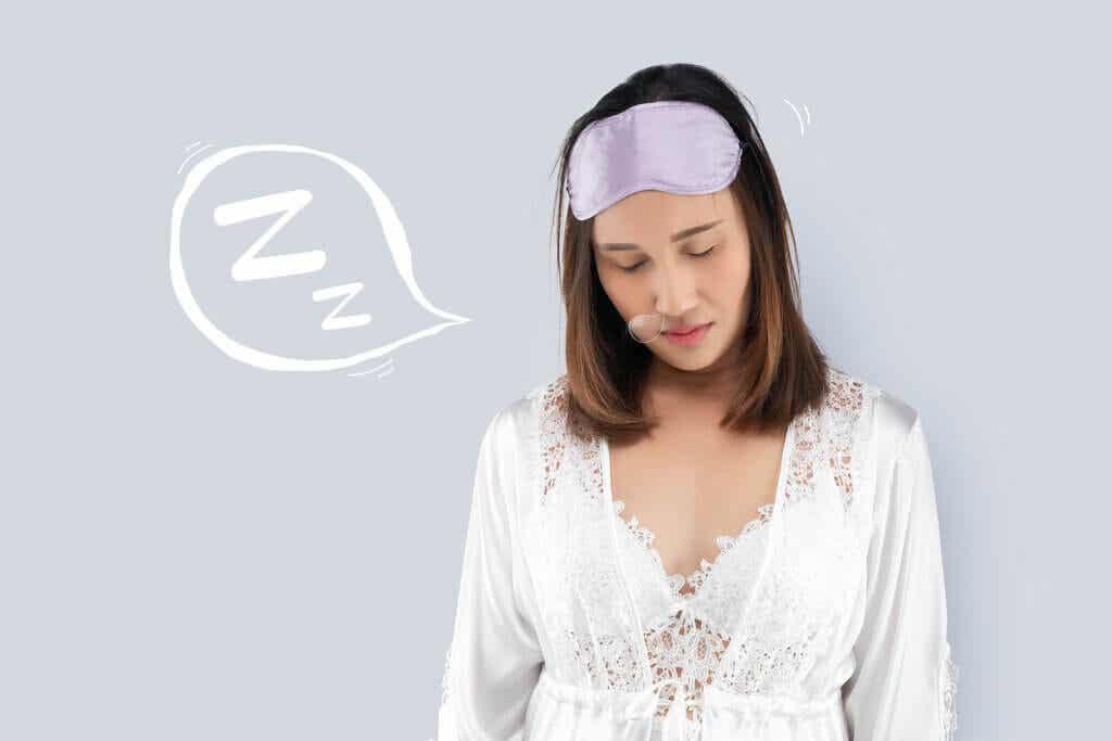 ¿Qué son las parasomnias? Características, tipos, causas y tratamiento