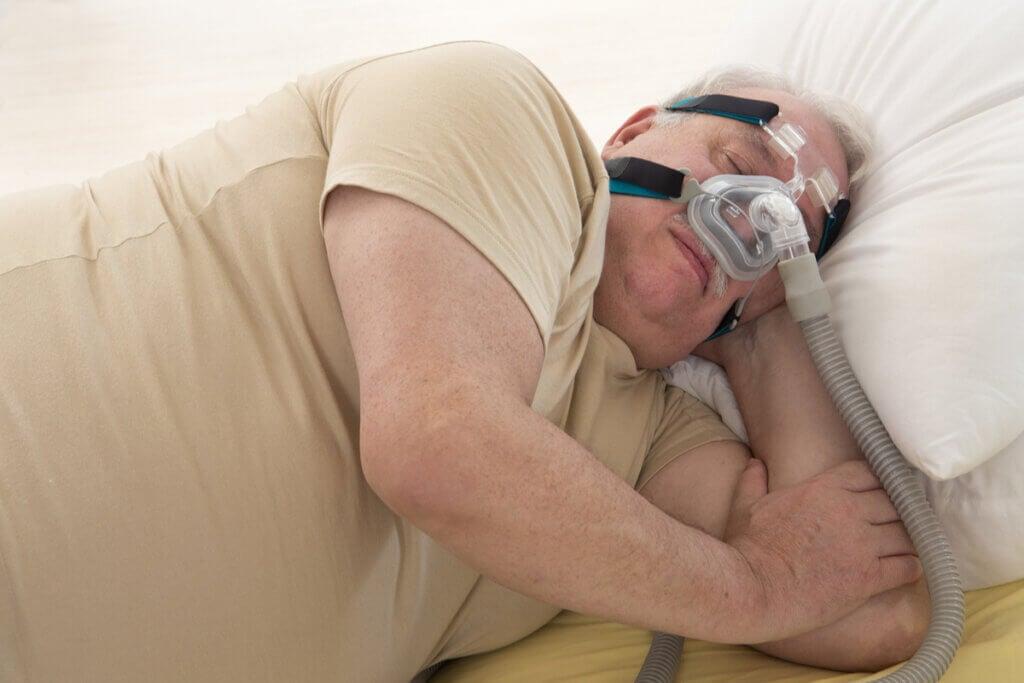 Apnea del sueño en paciente diabético.