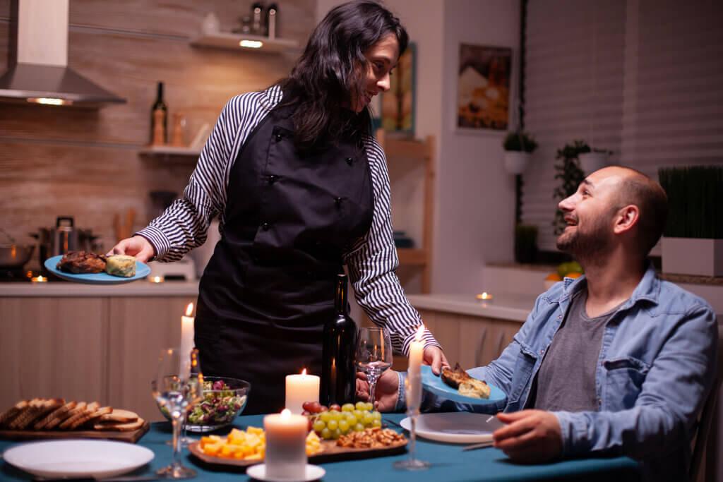 ¿Cómo debe ser una cena saludable?