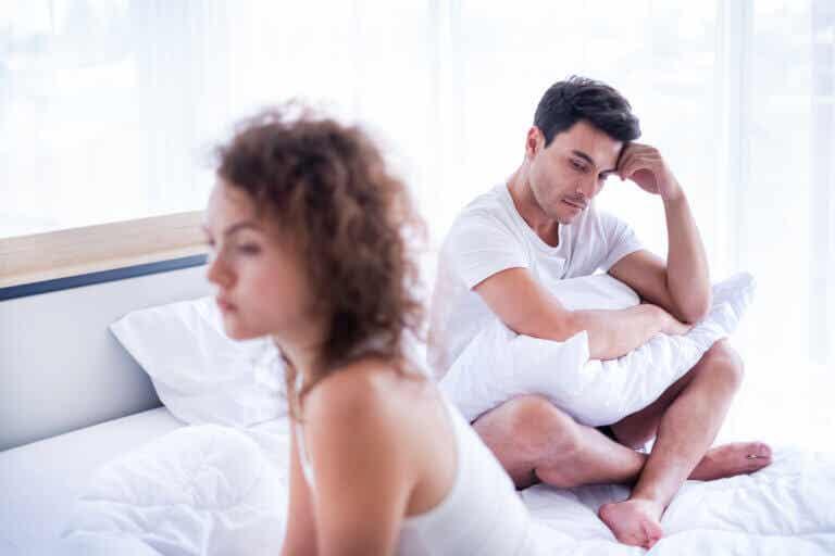 Signos, síntomas y complicaciones de la disfunción eréctil