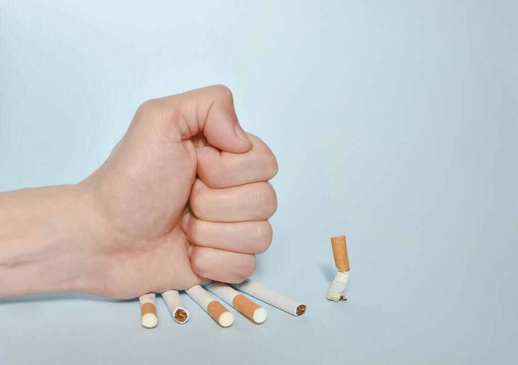 Guia para parar de fumar