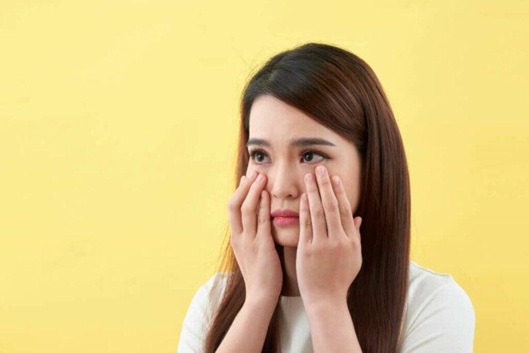 Viver com acne