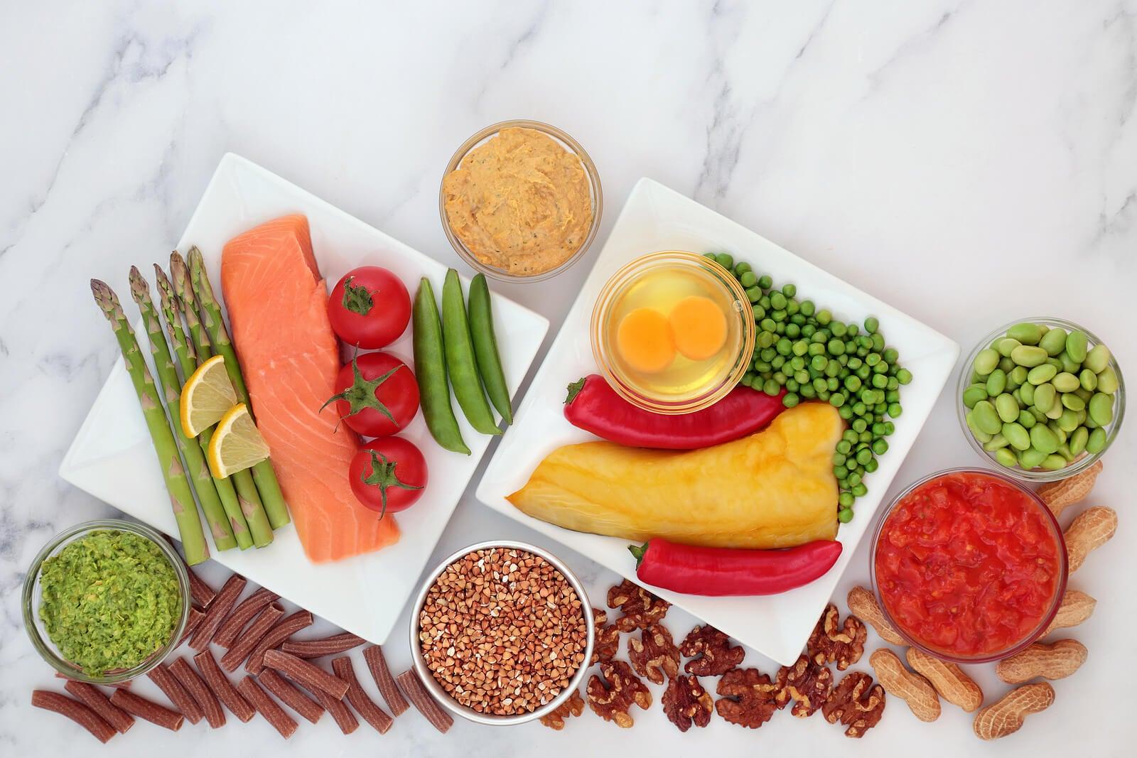 La hiperglucemia propia de la diabetes puede mejorarse con la comida