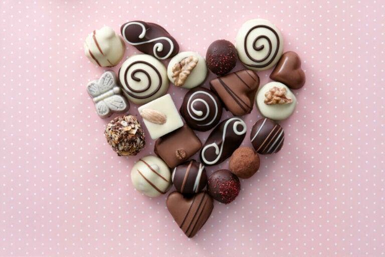 O chocolate causa acne?