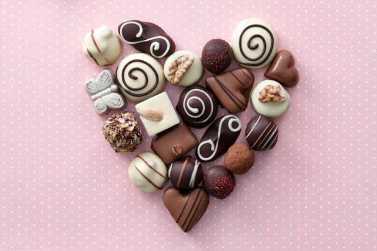 ¿El chocolate causa acné?
