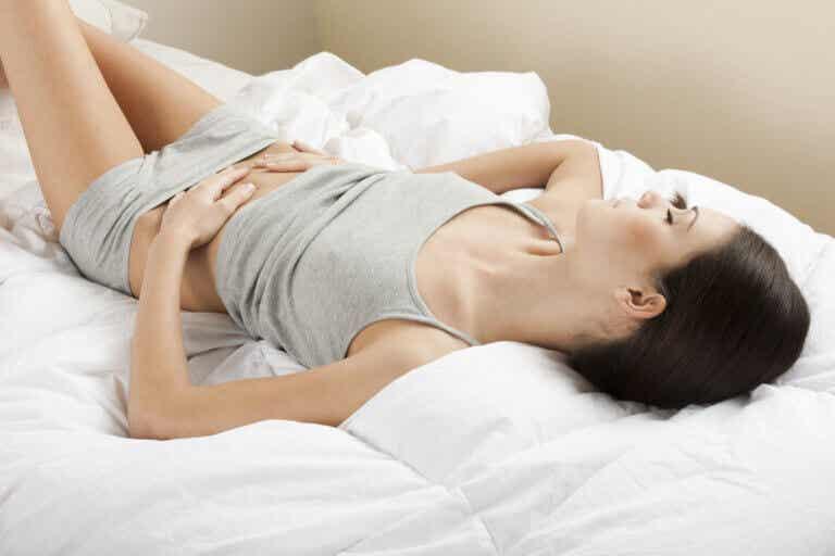 Síntomas del síndrome del intestino irritable