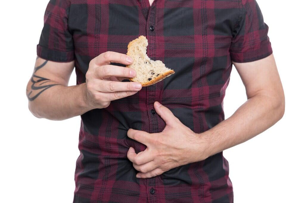 Dolor abdominal por celiaquía.