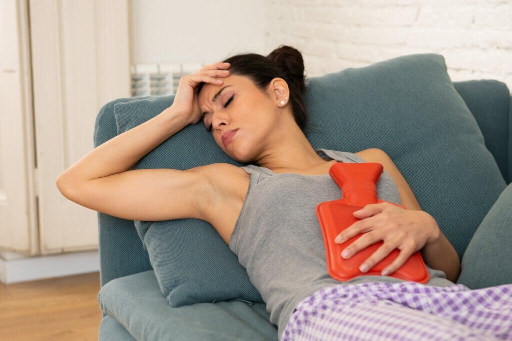 ¿Qué es el síndrome premenstrual?