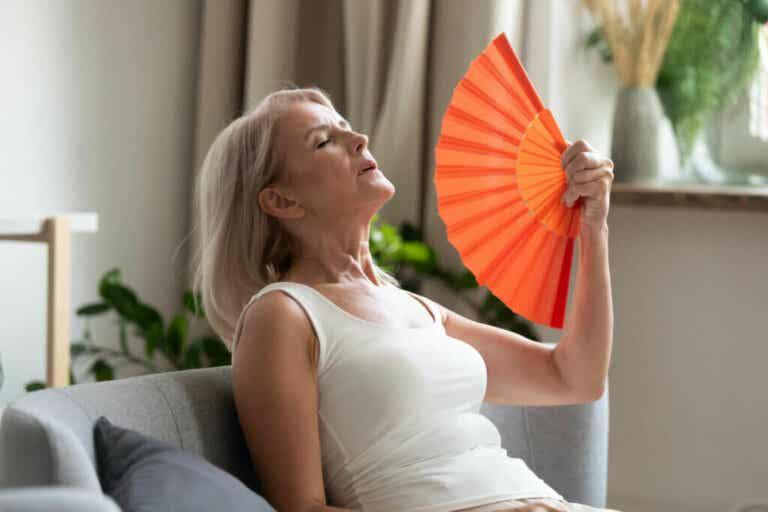I sintomi della menopausa