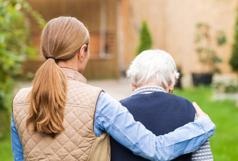 Vivir con la enfermedad de Alzheimer