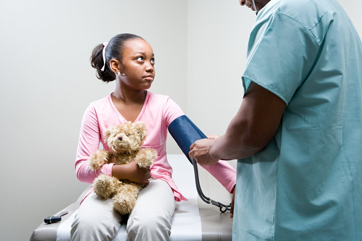 Hipertensión en adolescentes