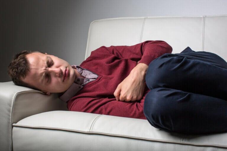 Síntomas de la celiaquía en hombres