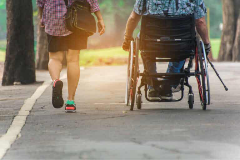 Vivir con esclerosis múltiple