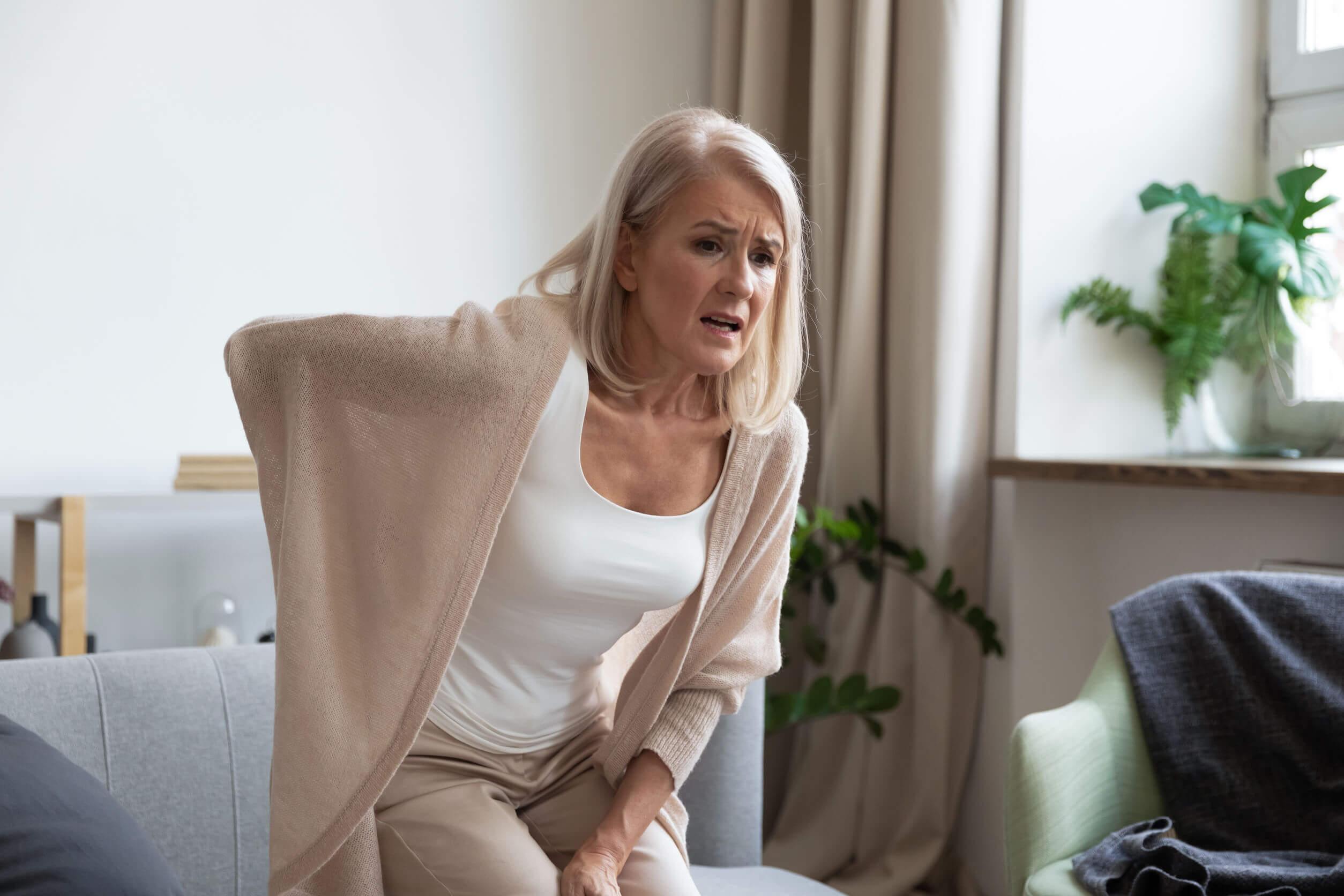 La depresión perimenopáusica puede ser favorecida por otras enfermedades