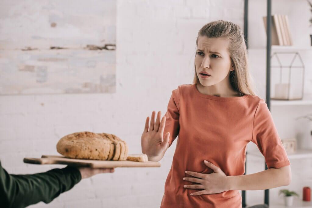 Síntomas de la sensibilidad al gluten