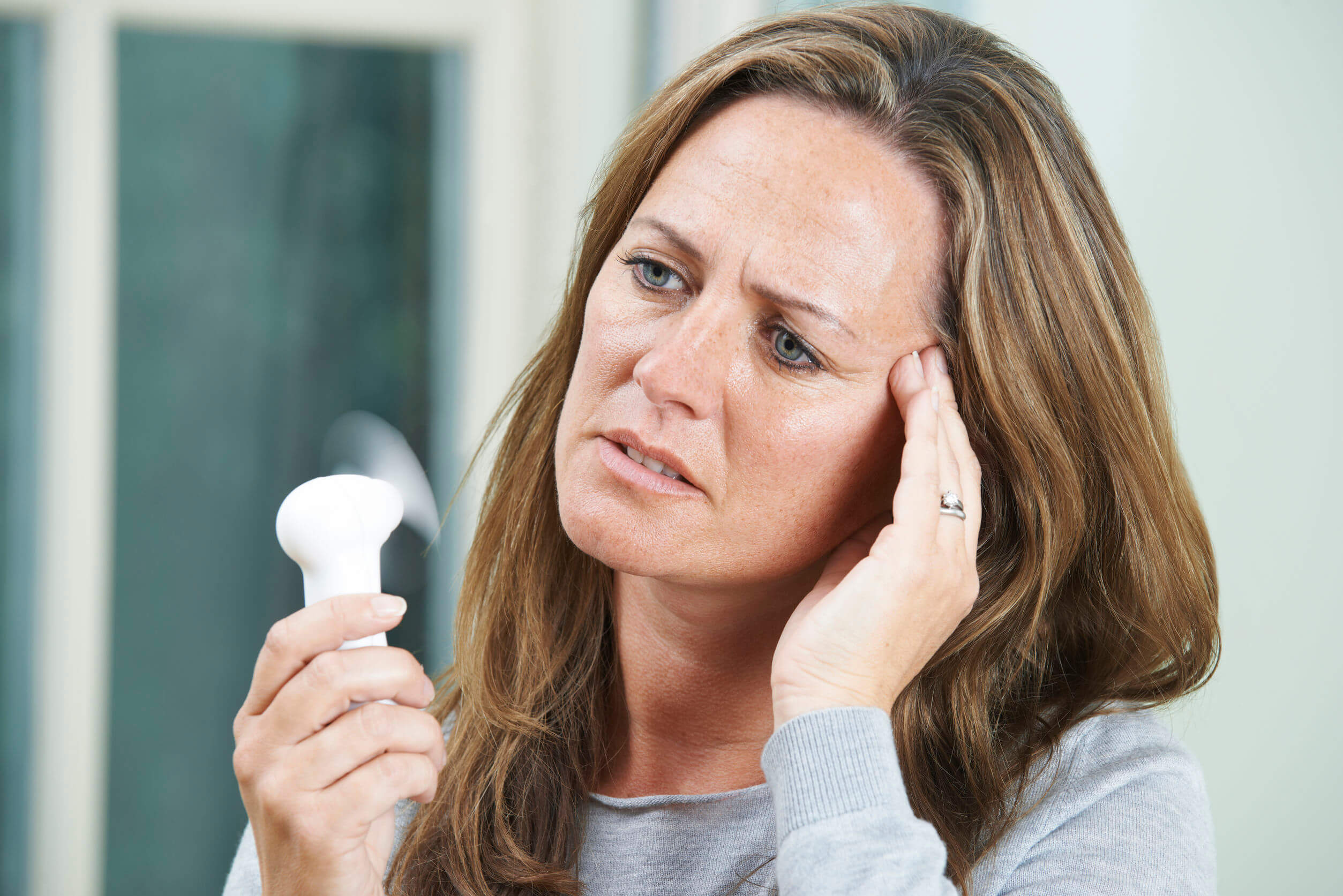 The causes and risk factors of menopause are natural