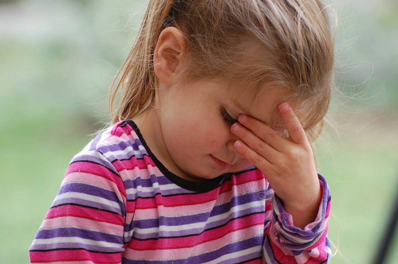 Juvenile idiopathic arthritis and its symptoms
