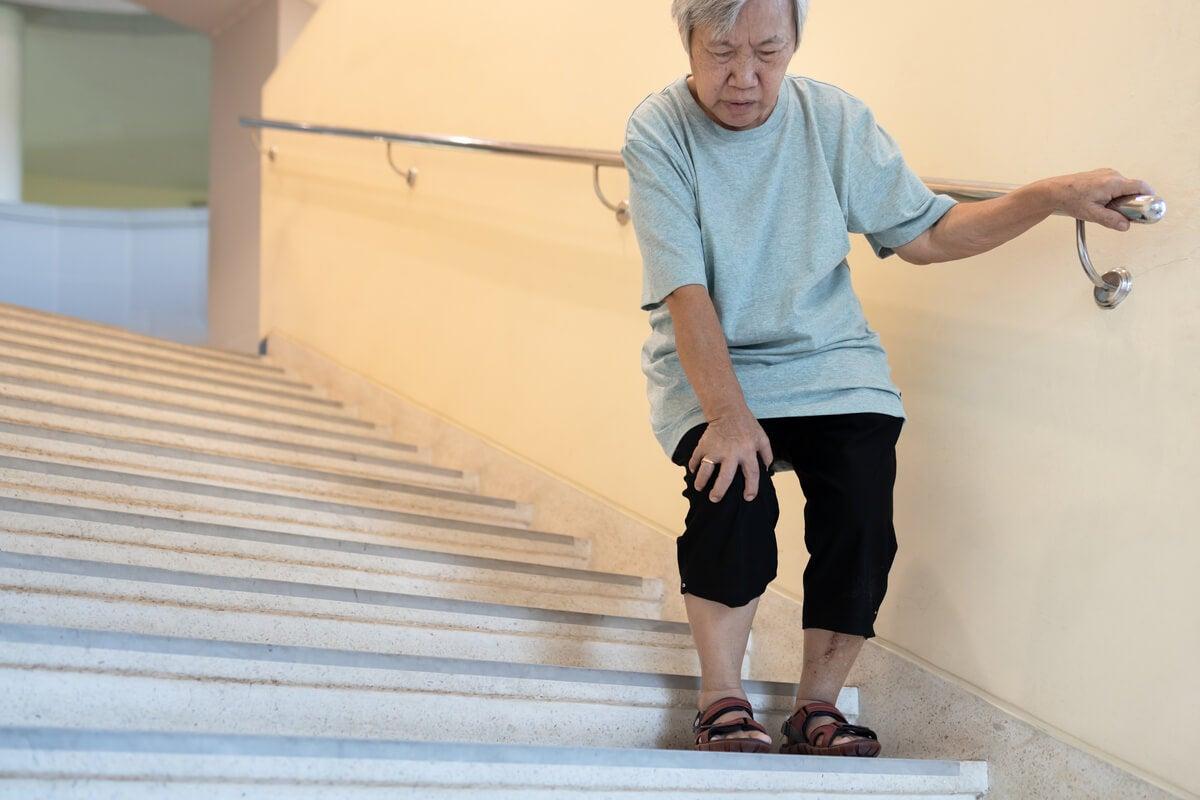 Las enfermedades degenerativas incluyen a la artritis