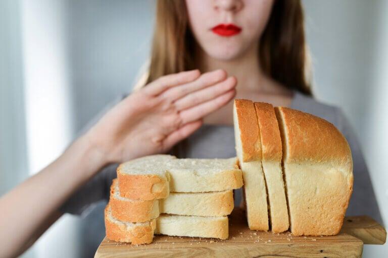 Dieta sin gluten