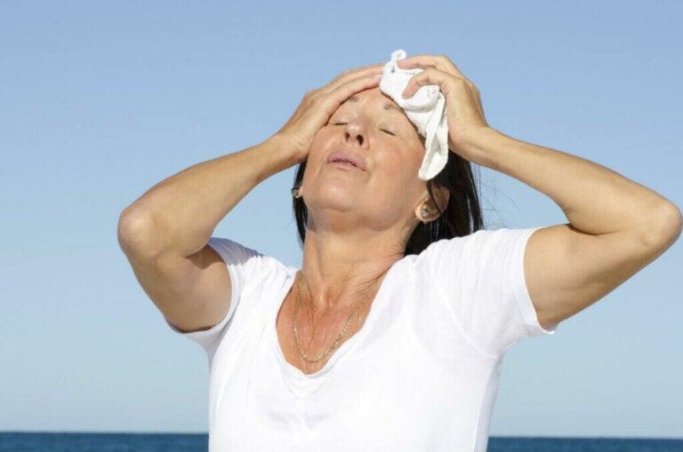 Ondas de calor (fogachos) na menopausa: o que fazer