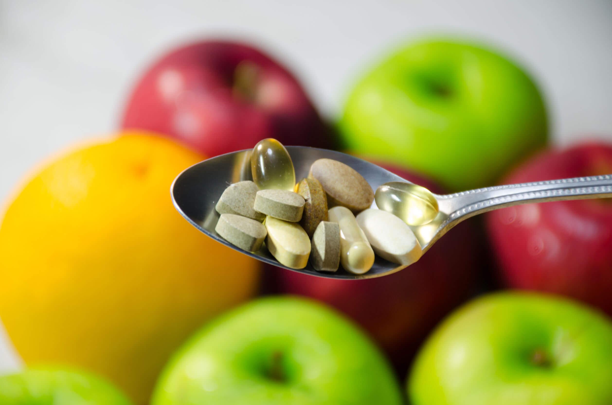 Los remedios naturales para la menopausia incluyen algunos suplementos