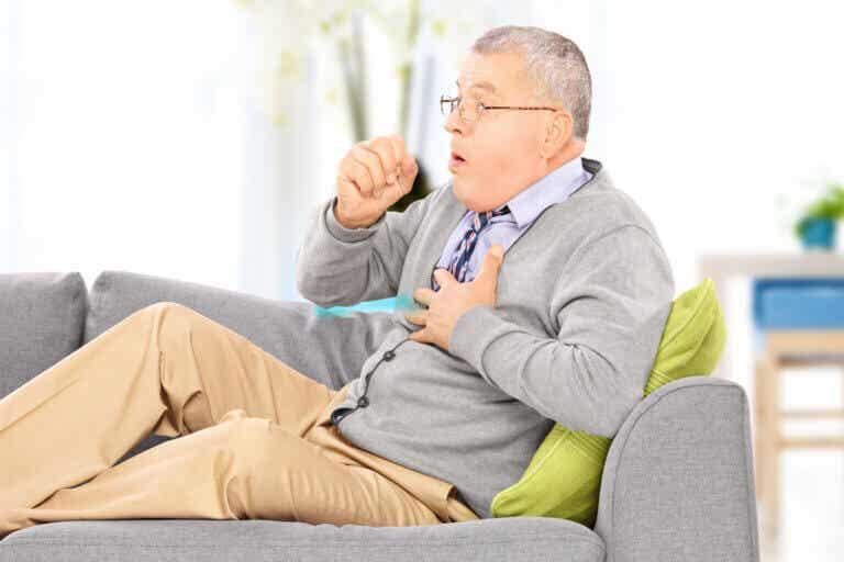 Síntomas de la enfermedad pulmonar obstructiva crónica (EPOC)
