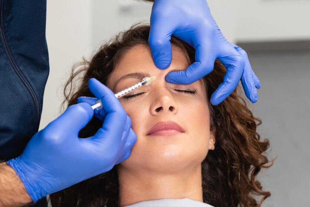 Botox per l'emicrania cronica.