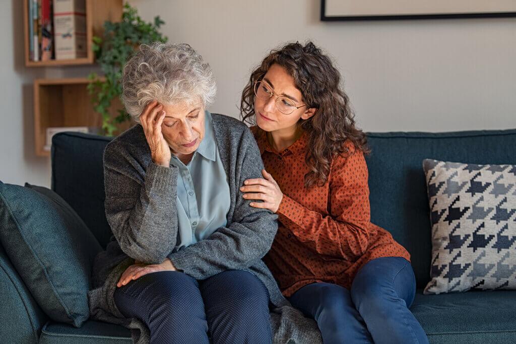 Che cos'è la depressione perimenopausale?