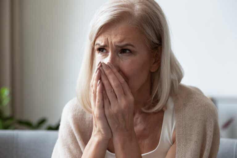 Los cambios de humor durante la menopausia