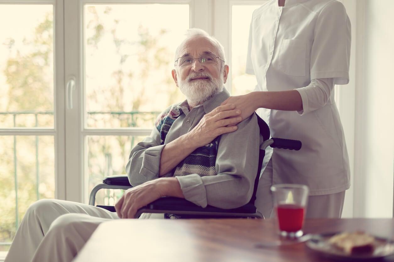 Immunosenescence affects older adults