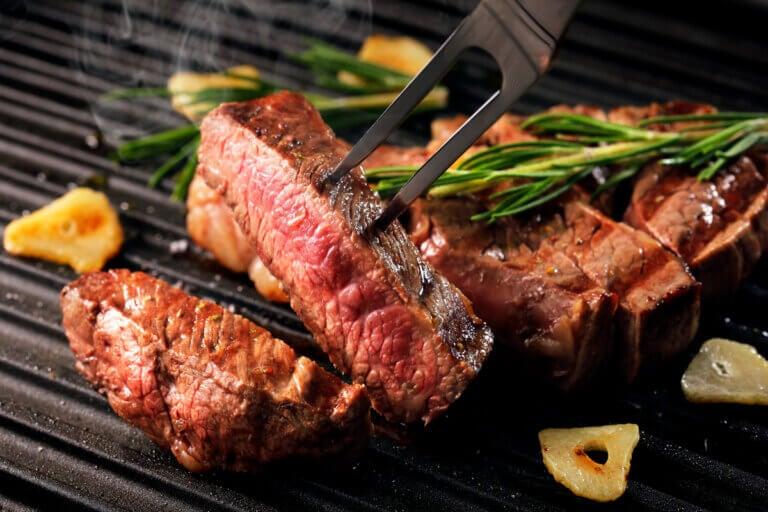 Los 5 tipos de carne y sus beneficios