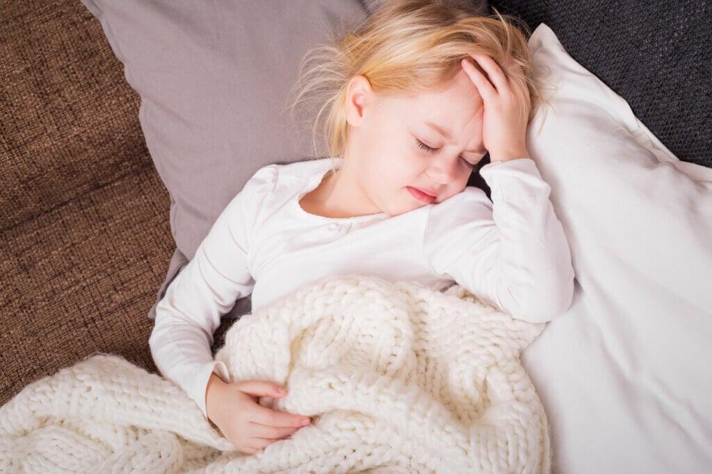 Emicrania nei bambini: cosa c'è da sapere?