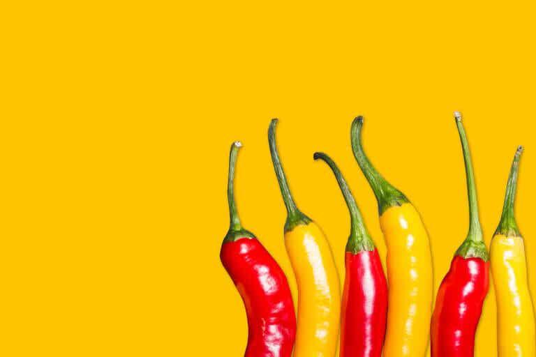 ¿La comida picante puede causar diarrea?