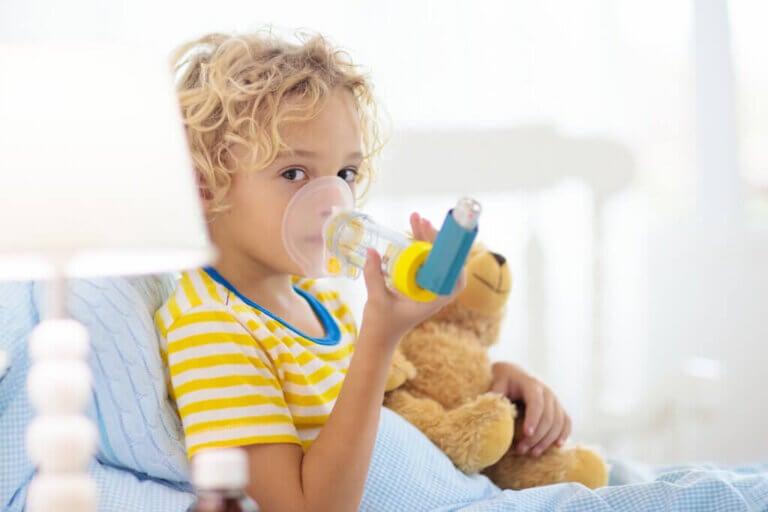 As 7 doenças infantis mais comuns