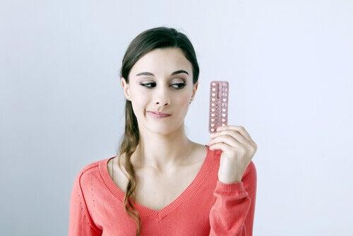 Pillole anticoncezionali: vero e falso