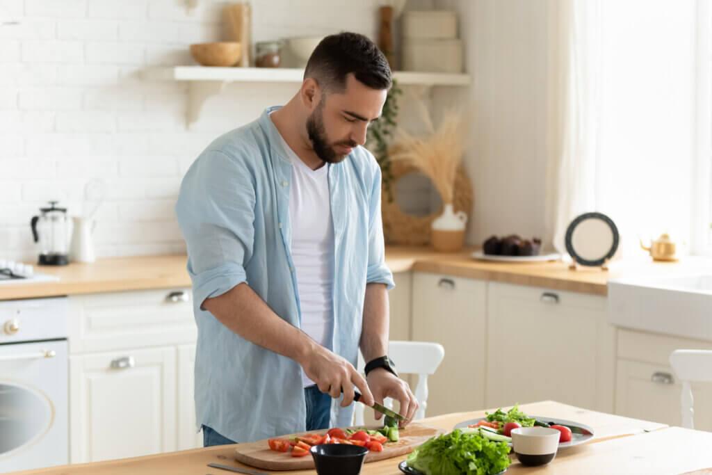 5 tipos de dieta: características y beneficios