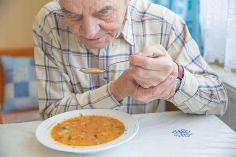 I sintomi della malattia di Parkinson