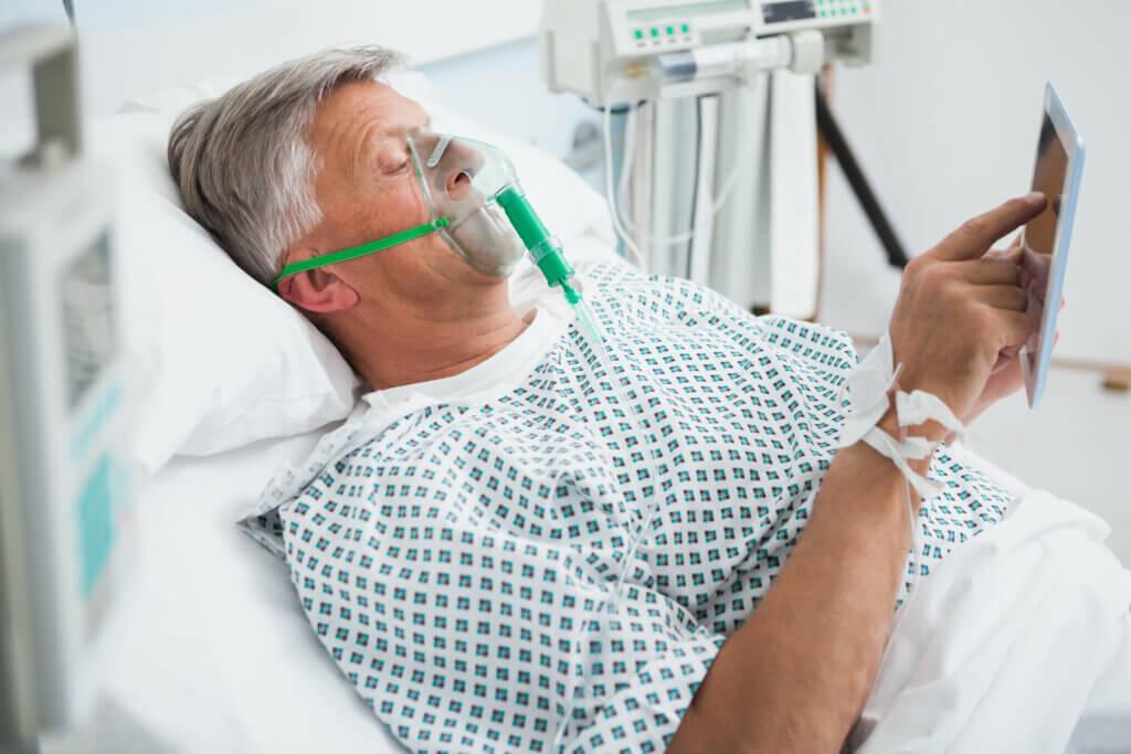 Tratamento da DPOC (doença pulmonar obstrutiva crônica)