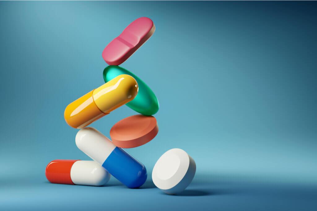 Los 10 antibióticos más utilizados