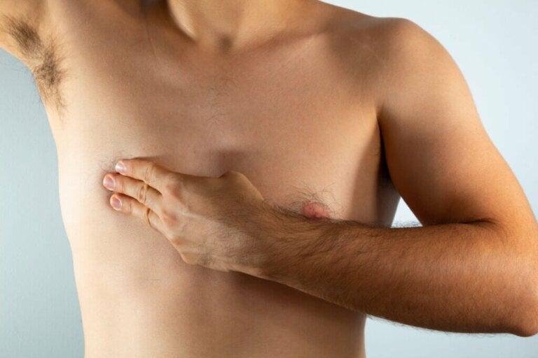 Cancro al seno negli uomini