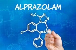 Alprazolam o Xanax, indicazioni ed effetti collaterali