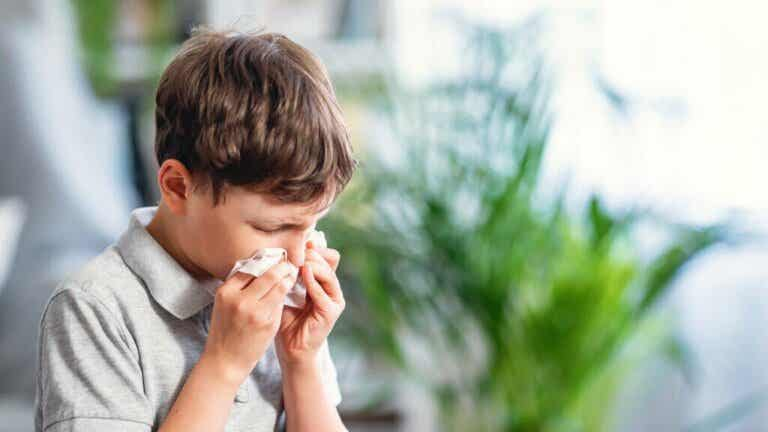 The 5 Most Common Allergies in Children