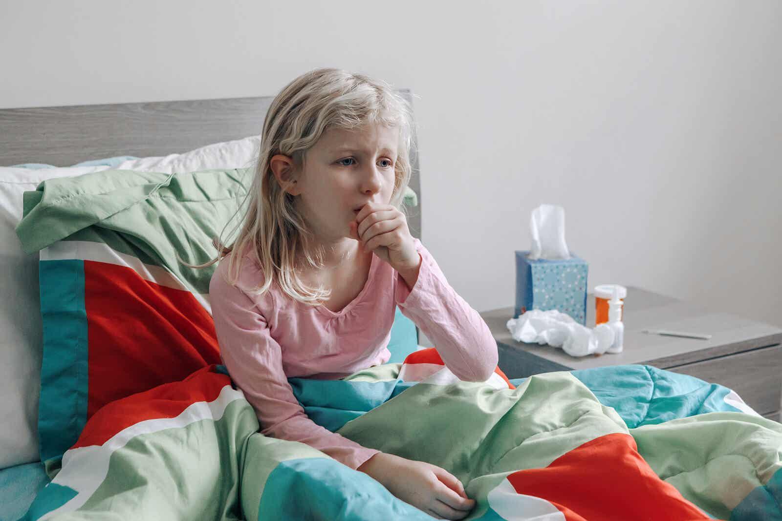 Las diferencias entre sarampión y rubéola afectan el mecanismo de transmisión