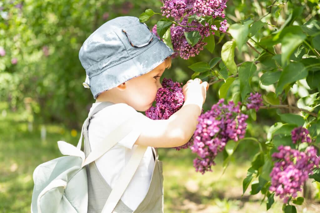 Alergias estacionales en niños