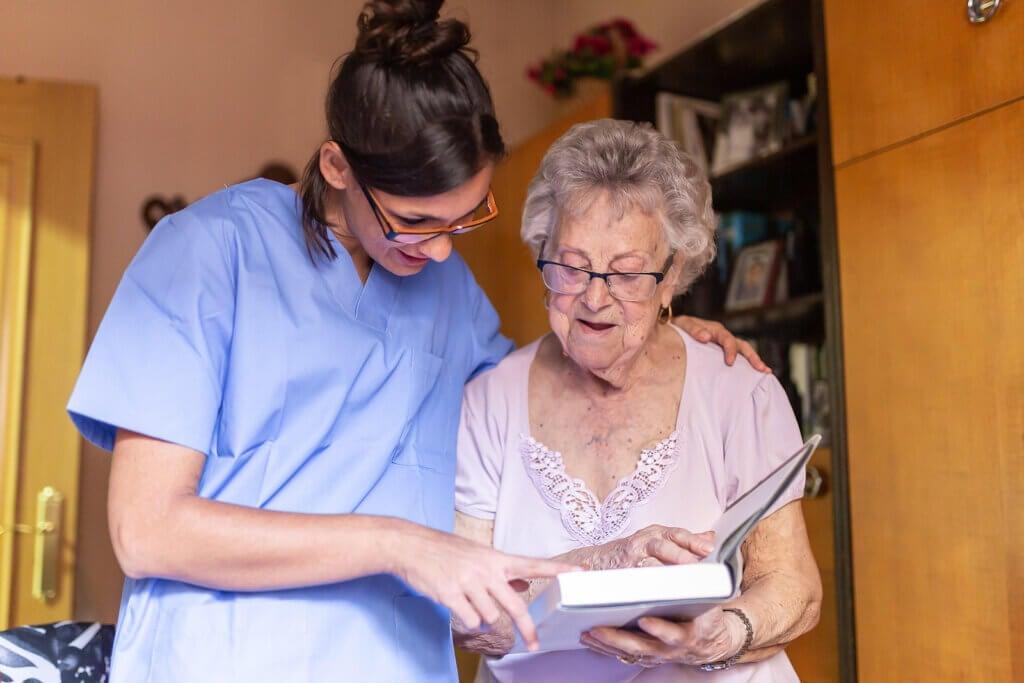 Prendre soin d'une personne atteinte de la maladie de Parkinson